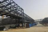 京博石化中聚新型材料装置项目:(总吨位:8800吨)