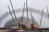 潍坊特钢集团有限公司炼铁厂新建遮蔽式厂房工程(建筑面积:120000m2)
