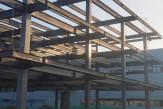山东英科医疗科技园餐厅钢结构